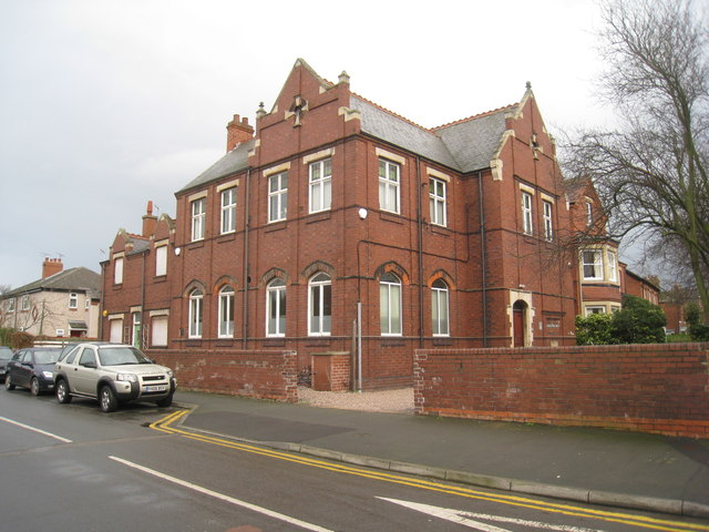 The former Carnegie Free Library