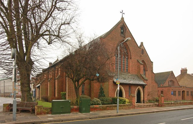 St Margaret of Antioch, Balfour Road, Ilford
