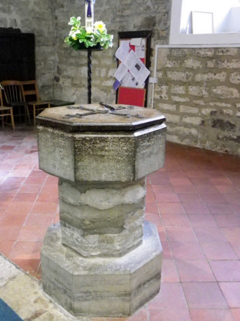 Font, The Church of St Michael and All Angels