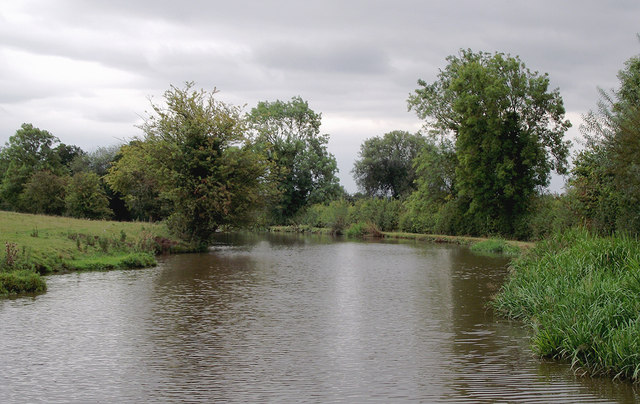 Trent and Mersey Canal near Burston, Staffordshire