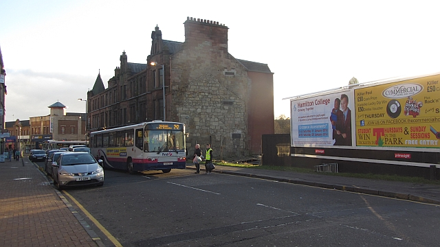 Muir Street, Motherwell