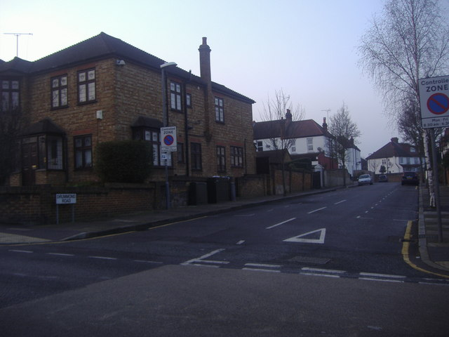 Drummond Road, Wanstead