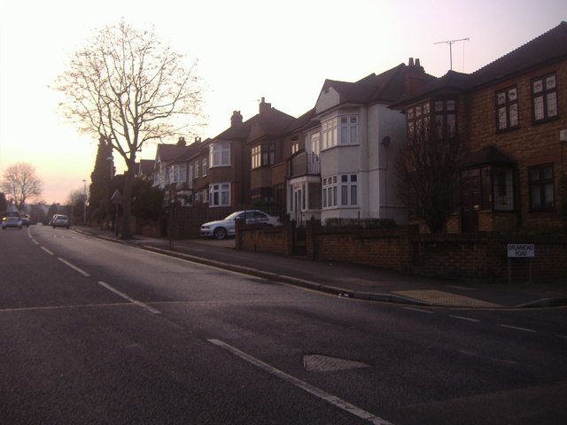 Redbridge Lane, Wanstead