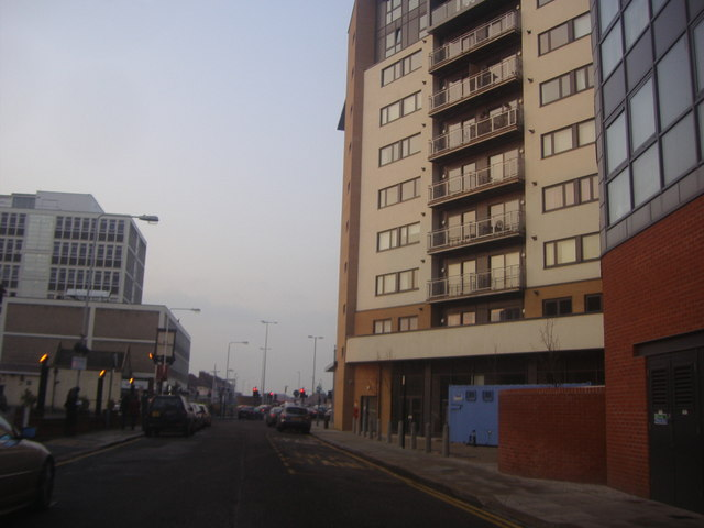 Perth Road, Gants Hill