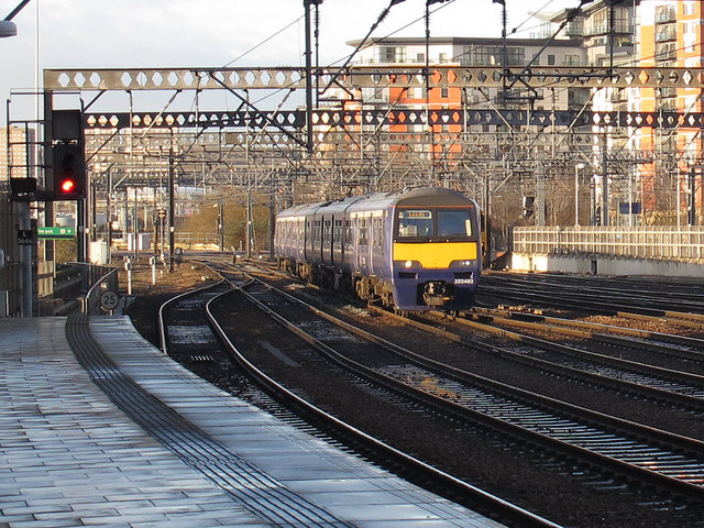 Northern Rail at Leeds
