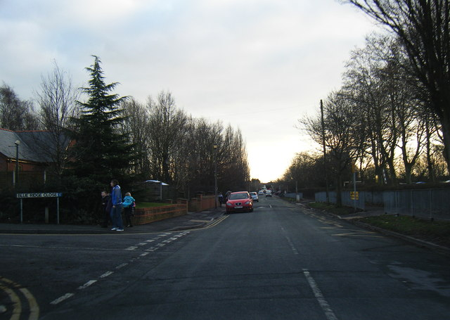 Barrow Hall Lane