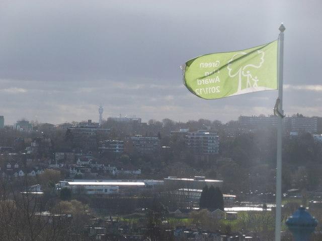 Alexandra Palace: Green Flag for 2011/12