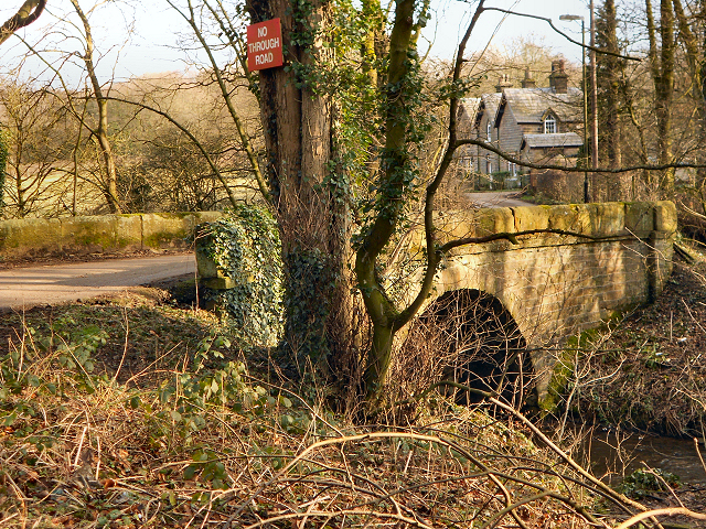 Bridge on Hogg's Lane