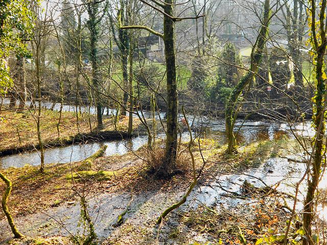 Black Brook and River Yarrow