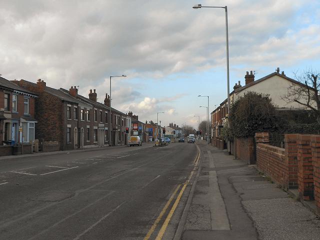 Bolton Road (A6), Chorley