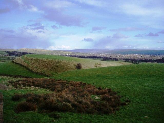 Copped Hill, Ashworth, Lancashire