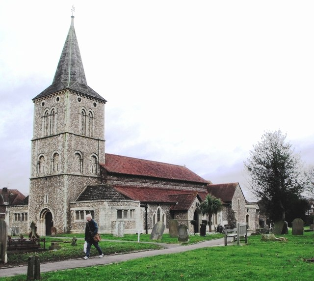 St. Michael and All Angels, Southwick