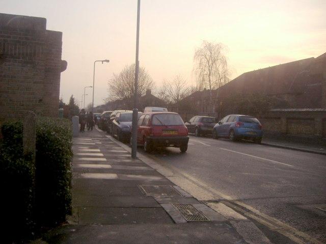 Norfolk Road, Seven Kings