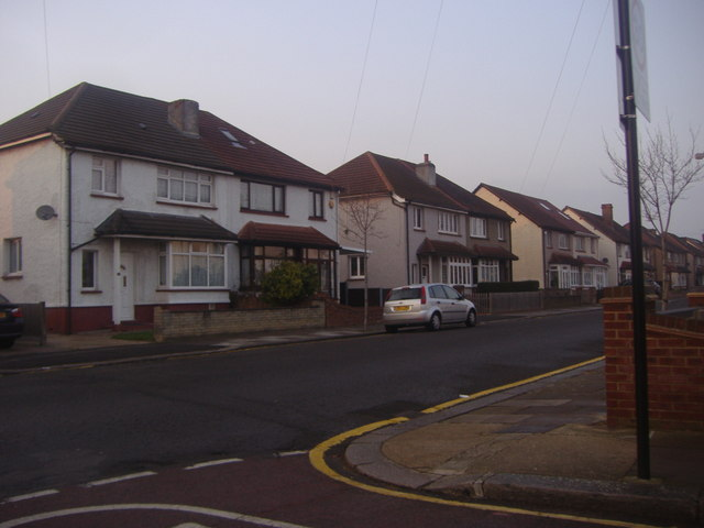 Stainforth Road at the junction of St Johns Road