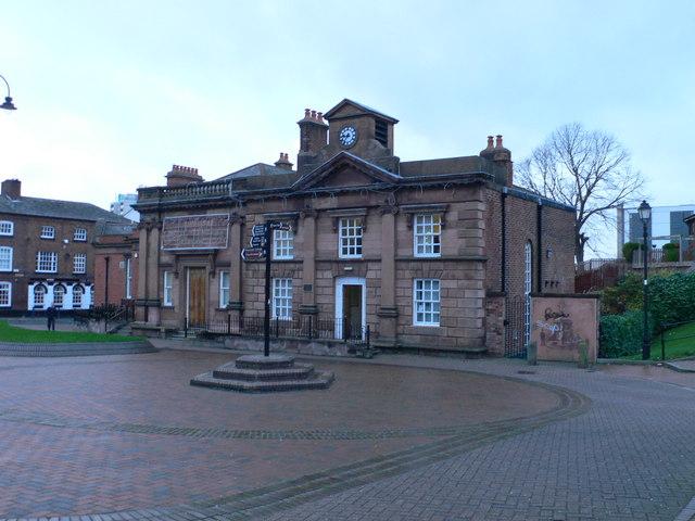 The Old Police Station, Bridge Street, Runcorn