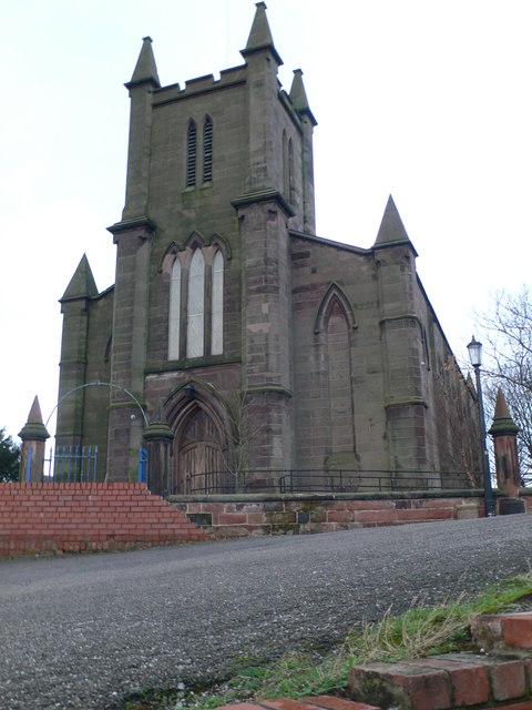 Holy Trinity Church, Runcorn