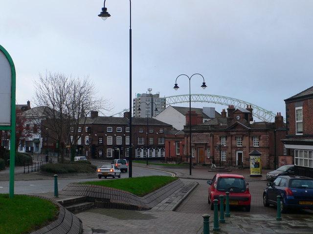 Bridge Street, Runcorn Old Town