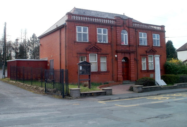 Council offices, Bedwas