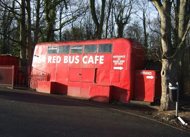 Red Bus Cafe, A64
