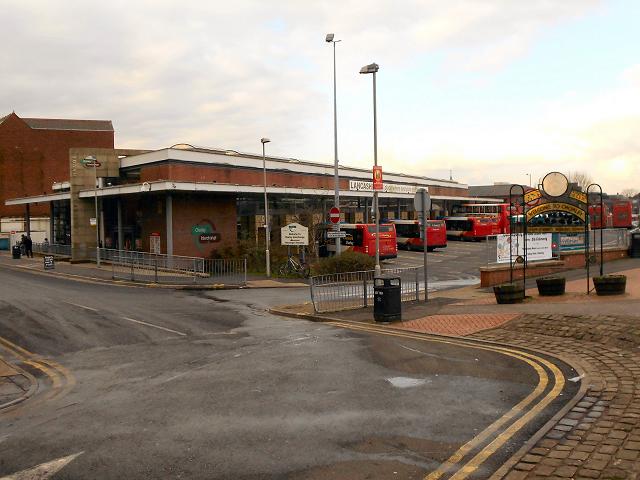 Chorley Bus Station