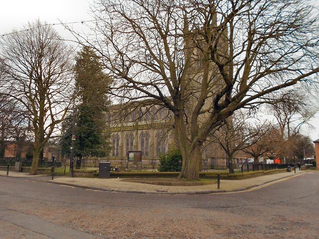 St George's Parish Church, Chorley