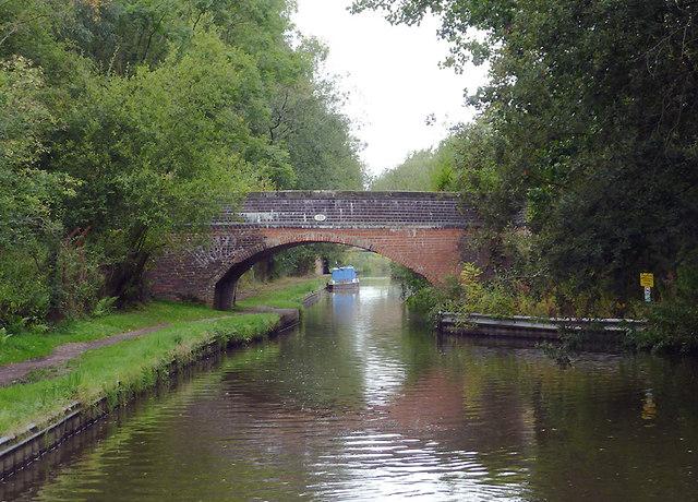 Malkin's Bridge near Meaford, Staffordshire