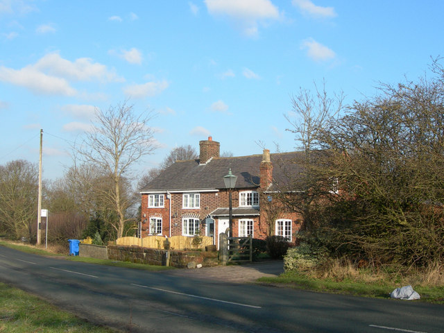 Small row of Cottages