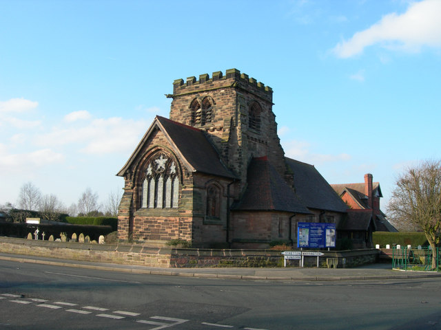 St Cross Church