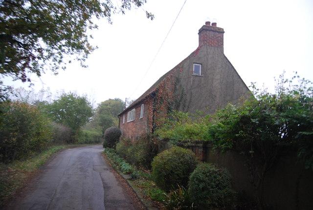 House on Busheyfields Rd