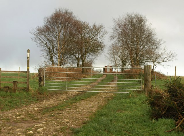 Track on Hartridge