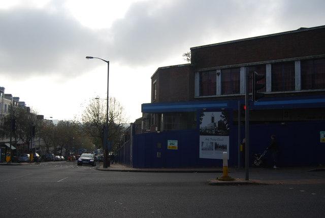 Closed cinema site
