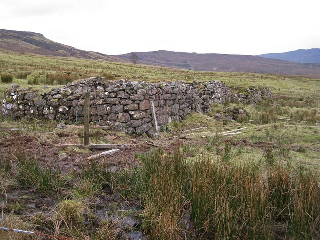 Ruin in Mugeary