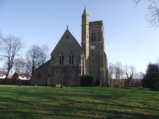 St. Paul's, Walkden