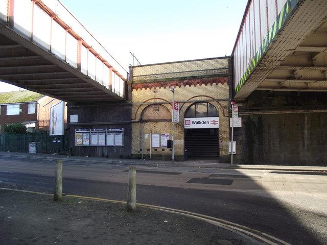 Walkden railway station