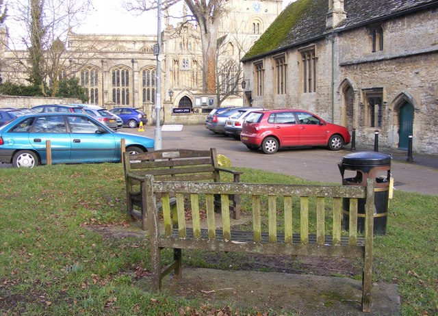 Burford Benches