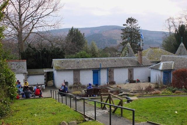 St Ronan's Wells Pavilion