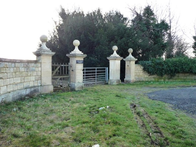 Entrance to Bilham Lodge