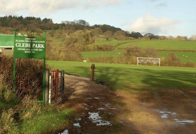 Glebe Park, Upottery