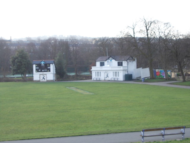 Cricket Pavilion - Roberts Park