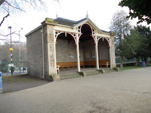 North Shelter - Roberts Park