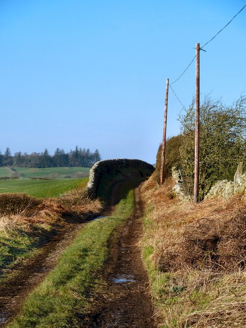 Track to Skate and Drumneil