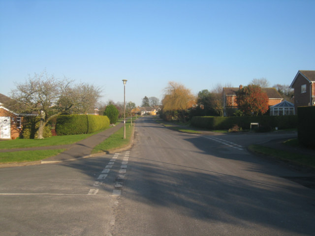 View along The Drive