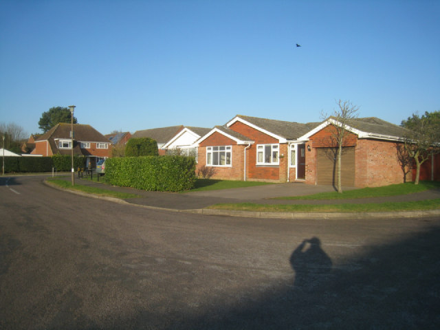 Bungalows in Itchen Close