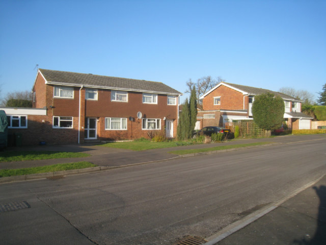 Houses in Avon Road