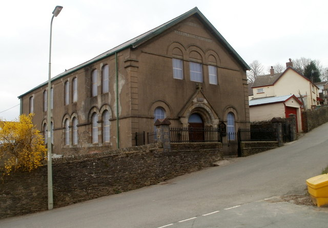 Hephzibah Baptist Church, Bedwas