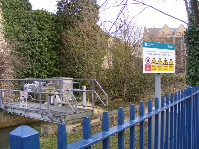 Castle Mill Weir