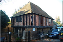TR1859 : Fordwich Town Hall by N Chadwick