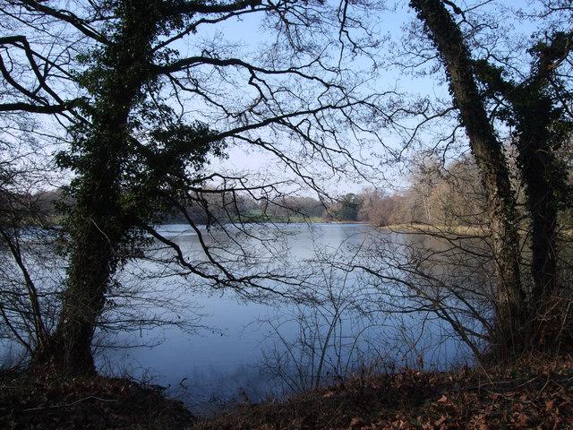 The Lake, Buscot Park