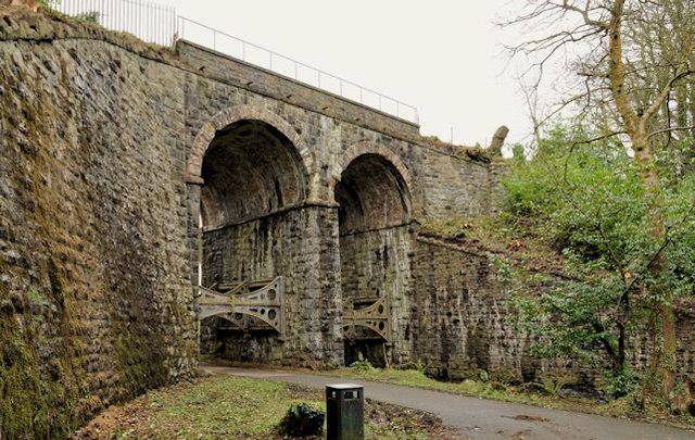 Bleach Green viaducts (1)
