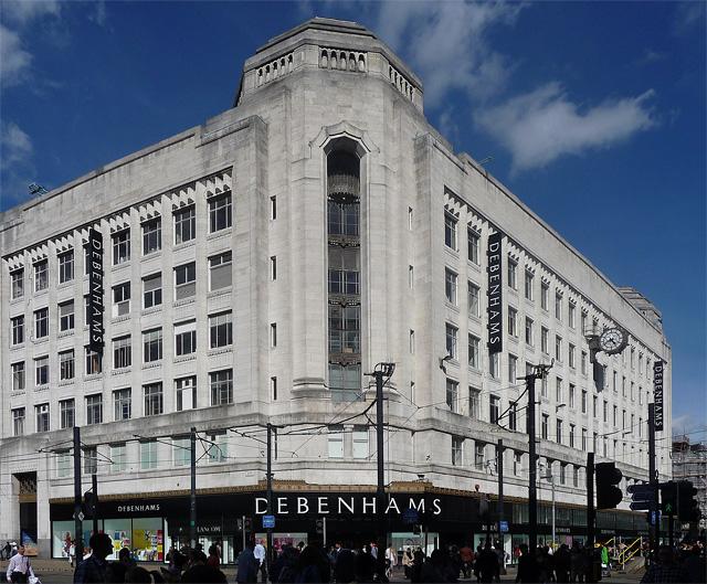 109-127 Market Street, Manchester